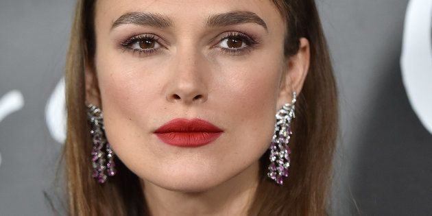 Keira Knightley à Beverly HIlls le 14 septembre