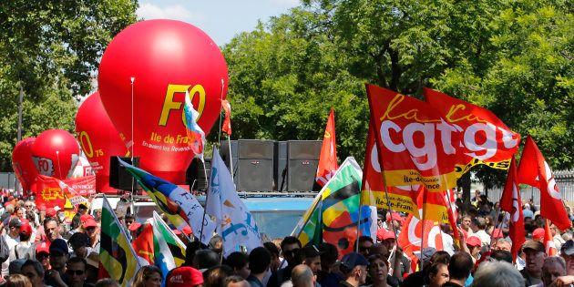 Même le 1er mai n'a pas réussi à mettre tous les syndicats
