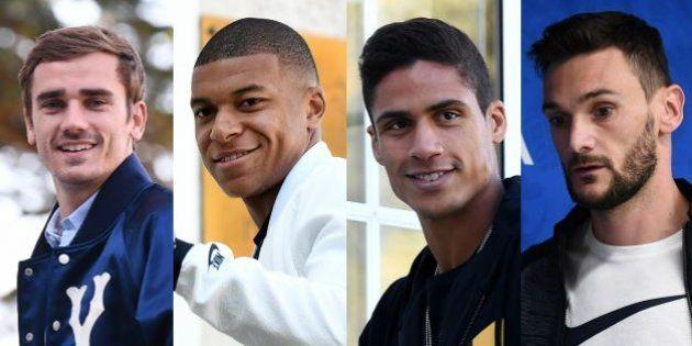 Ballon d'Or 2018 de France Football: Varane, Kanté, Mbappé... 7 footballeurs français dans la liste des