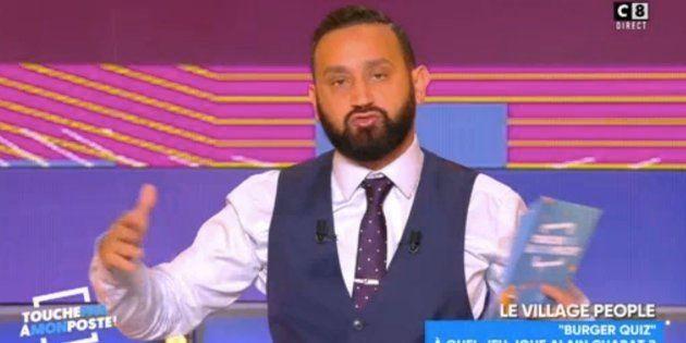 TPMP: Cyril Hanouna a plutôt bien pris les cartes