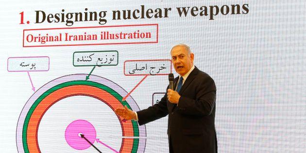 Netanyahu dit avoir