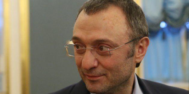 Le sénateur milliardaire russe Souleïman
