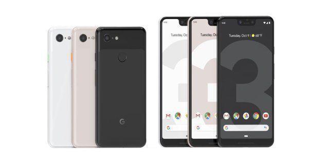 Pixel 3 et Pixel 3 XL: les smartphones de Google arrivent en France, voici ce qu'il faut