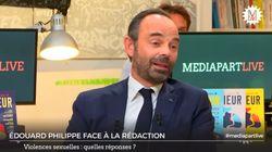 Interrogé sur #BalanceTonPorc, Philippe rappelle le principe de la présomption