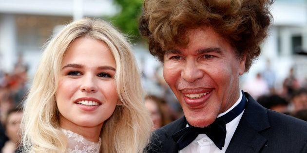 Igor Bogdanoff et Julie Jardon au 70e Festival de