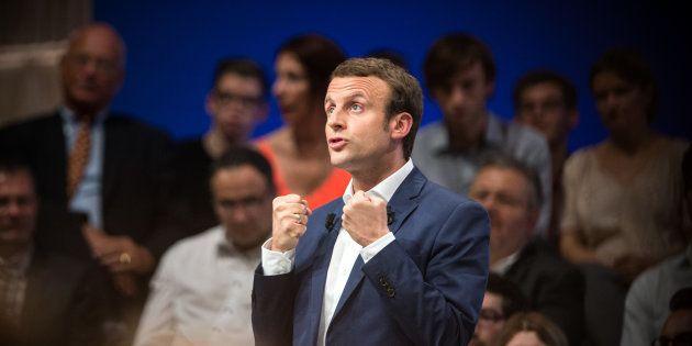 Campagne de Macron: Mediapart dénonce