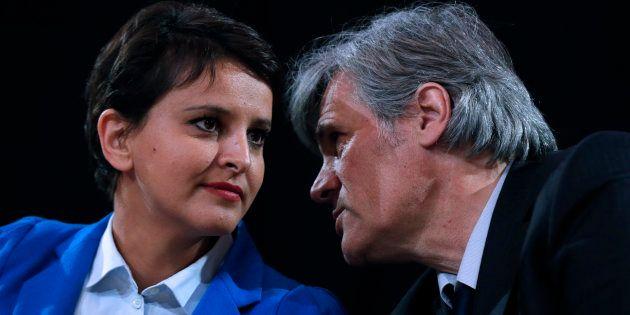 Najat Vallaud-Belkacem à la tête du PS? Les hollandais tentent de lui barrer la