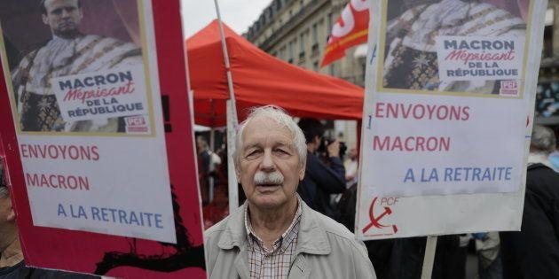 Alors que les retraités manifestent déjà pour leur pouvoir d'achat, la future réforme des retraites inquiète...