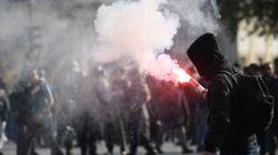 Des heurts lors de la manif à Paris contre la politique sociale de