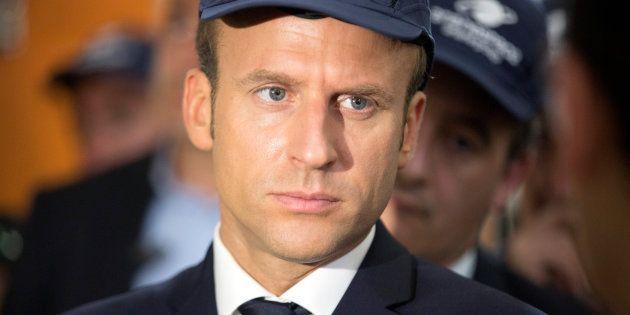 Emmanuel Macron, l'avenir des Guyanais vaut mieux qu'une Montagne