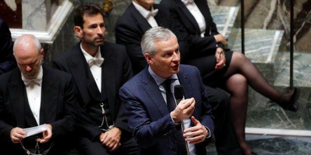 L'Assemblée a validé la loi Pacte du ministre Bruno Le Maire face à un gouvernement en