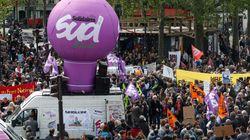 1er mai: 143.500 personnes ont manifesté en France selon les autorités, 210.000 selon la