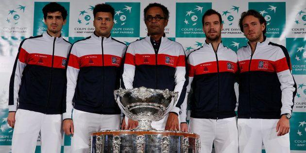 Face à la Belgique en finale de Coupe Davis, la France doit aller au