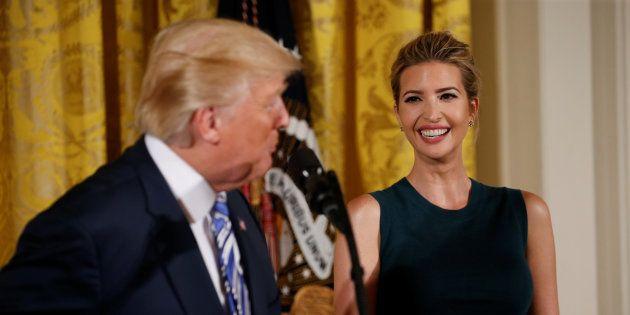 Ivanka Trump ambassadrice des États-Unis à l'Onu? Ç'aurait été de