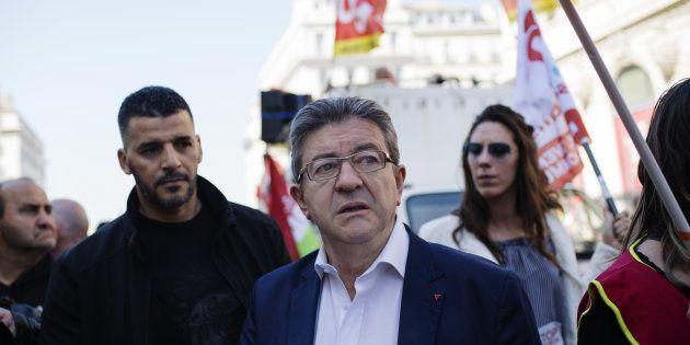 Comptes de campagne de Macron : Jean-Luc Mélenchon fait la comparaison avec