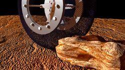 La NASA a réinventé la roue pour son voyage sur