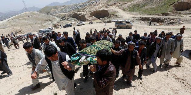 L'Afghanistan, une violence sans fin, la résilience de l'EI et des