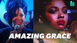 L'hommage à Aretha Franklin aux AMAs a laissé sa petite-fille en