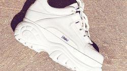 Vous vous souvenez des chaussures Buffalo? Elles sont de