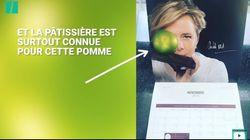 Christelle Brua, la meilleure pâtissière du monde, est célèbre pour son étonnante pomme