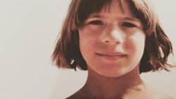 Reconnaissez-vous cette jeune fille devenue journaliste sportive