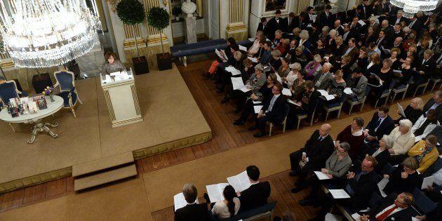 L'Académie Nobel de littérature dans le viseur après des témoignages d'agressions sexuelles. (Photo