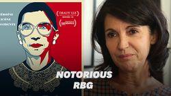 Ruth Bader Ginsburg, icône populaire américaine et héroïne du documentaire