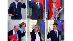 Pourquoi tous ces ministres ont fait le même geste en sortant de