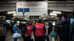 Les prévisions de trafic SNCF pour la grève de
