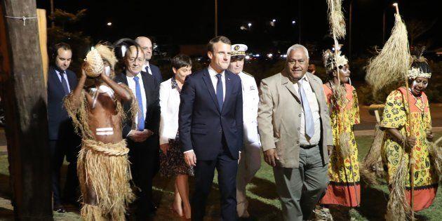Emmanuel Macron veut-il toujours que la Nouvelle-Calédonie reste en