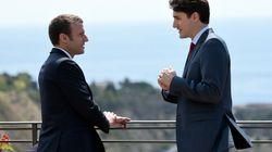 Comment le couple Macron-Trudeau a évité de justesse un bras de fer sur la