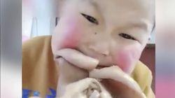 Cet enfant chinois est le cauchemar des