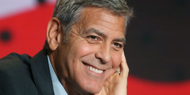 George Clooney à Toronto le 10 septembre