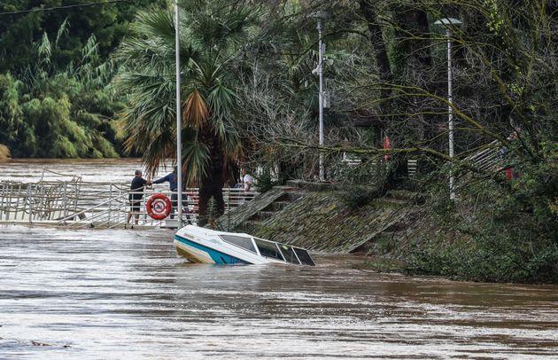 L'état de catastrophe naturelle décrété pour 128 communes du