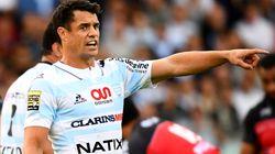 La star du rugby Dan Carter annonce qu'il quitte le Top 14 pour le