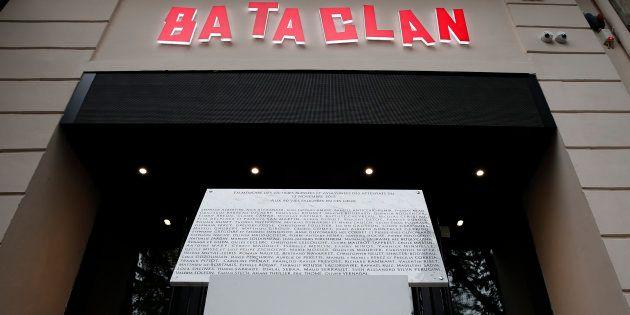 Attentats du 13 novembre: un rescapé du Bataclan se