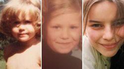 Reconnaissez-vous ces petites filles devenues
