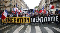 Manifestation de Génération Identitaire interdite à Paris: 15 personnes en garde à