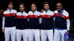 Coupe Davis: comment fait la France pour avoir un réservoir de joueurs unique au