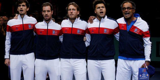 Finale de Coupe Davis France-Belgique: la méthode française pour avoir un vivier de joueurs unique au