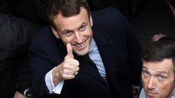 Pourquoi Macron a-t-il acheté près de 18 kg de fraises Tagada pendant sa