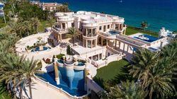 La villa la plus chère des États-Unis est à vendre (et elle est inspirée du château de