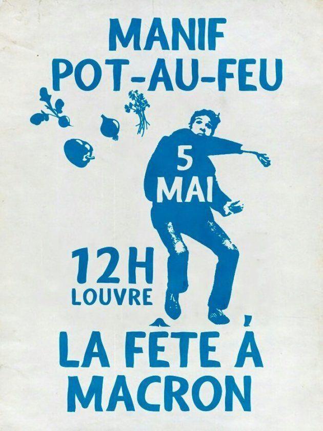 Jean-Luc Mélenchon ironise sur l'affiche polémique de
