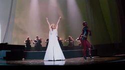 Céline Dion s'offre un duo improbable avec Deadpool pour son