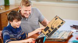 BLOG - Nintendo Labo, le jeu vidéo qui