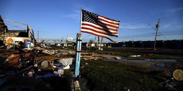 L'Ouragan Michael a fait au moins six