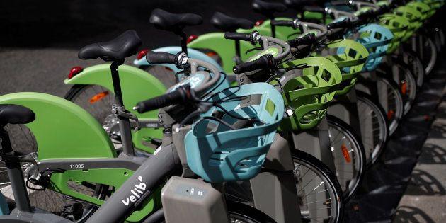 Les deux évolutions phares des nouveaux Vélib' suspendues le temps de régler la crise (Image