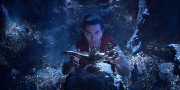 Disney balance le premier trailer du remake