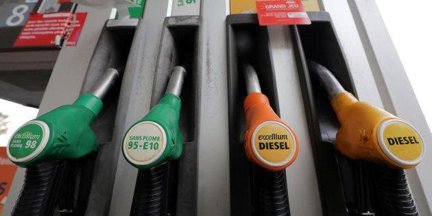 Les pompes de E95, E10 ou diesel ont désormais un nouveau logo dans toute