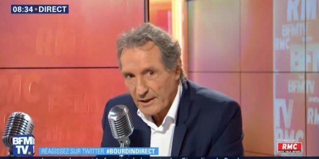 Jean-Jacques Bourdin s'excuse pour les problèmes techniques sur